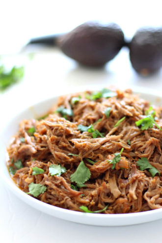 Instant Pot Cafe Rio Sweet Pork