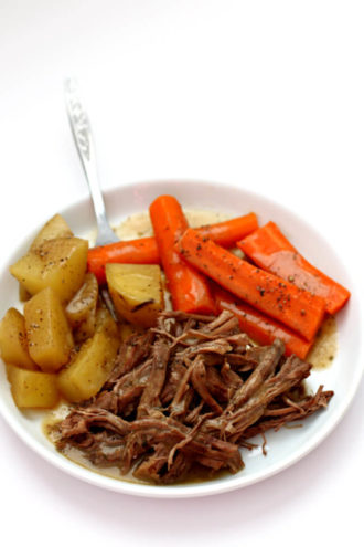 Instant Pot Mom's Pot Roast