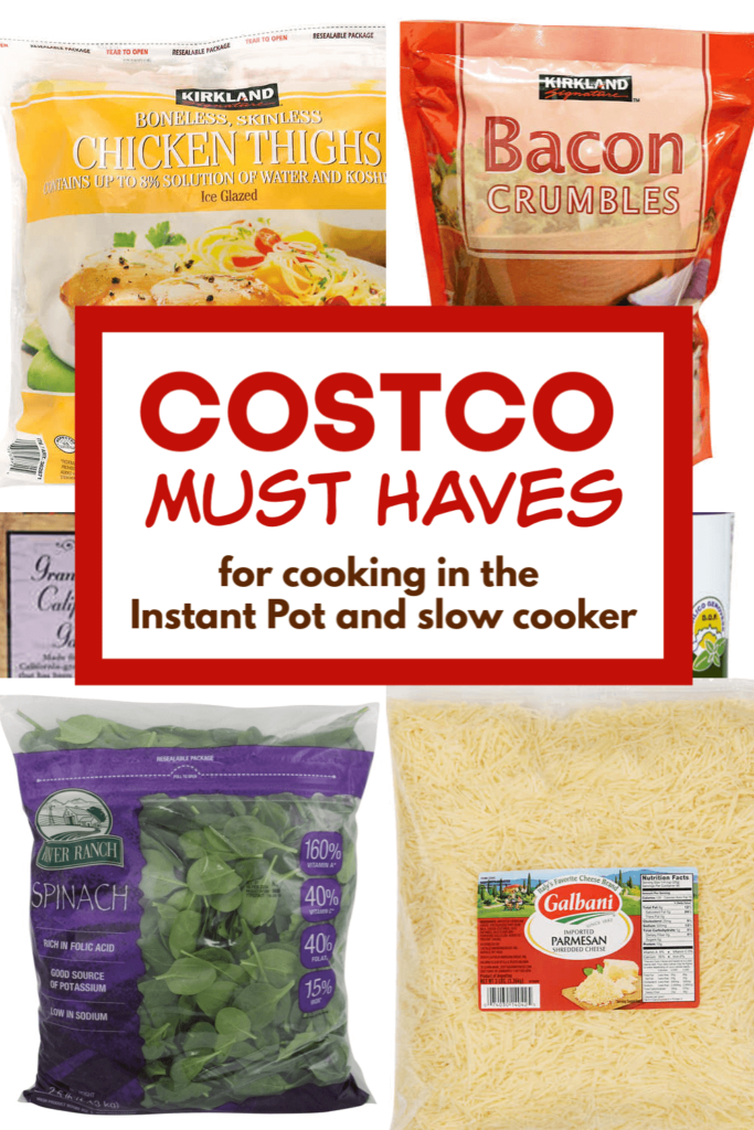 5 costco must haves for instant pot and slow cooking.