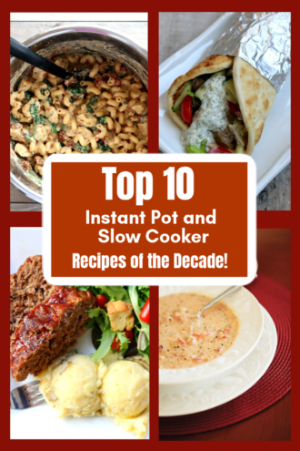 Top 10 Instant Pot and Slow Cooker Recipes of the Decade