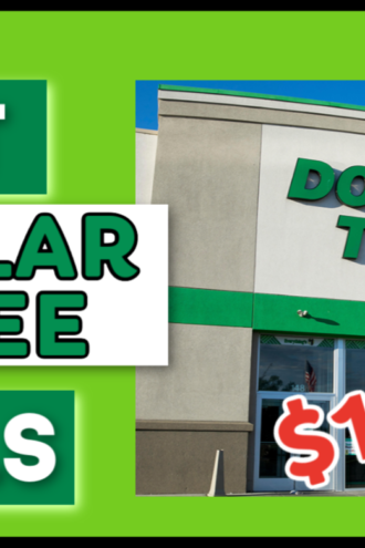 Best Dollar Tree Deals