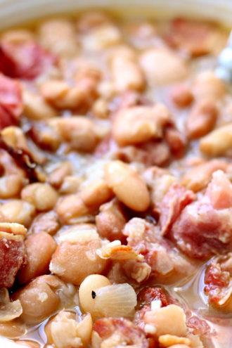 Instant Pot Appalachian Soup Beans