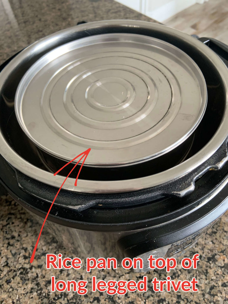 pot in pot cooking method
