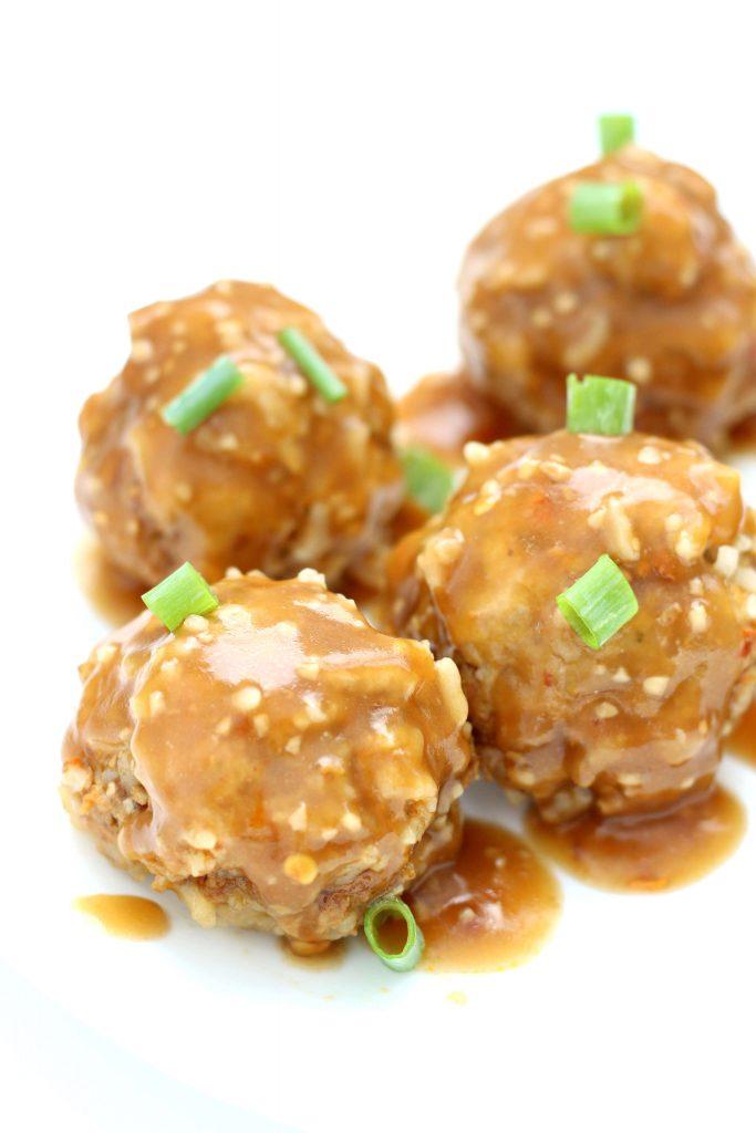 pork porcupine meatballs