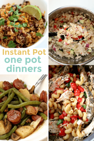 Top 10 Instant Pot Summer One Pot Meals