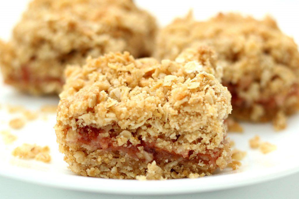 instant pot cherry oat bars