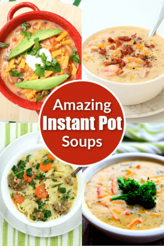 20+ Instant Pot and Slow Cooker Soups