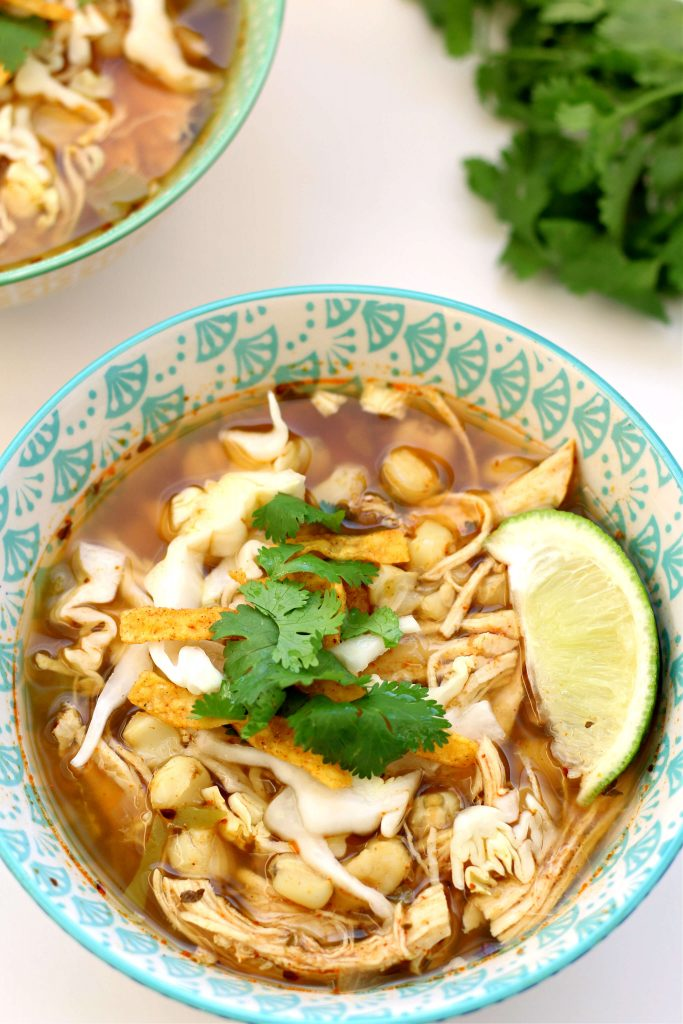 Instant Pot Easy Posole Recipe