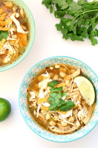 Instant Pot Easy Posole