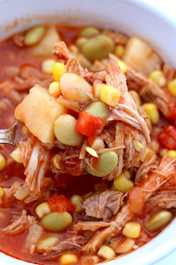 Instant Pot Brunswick Stew