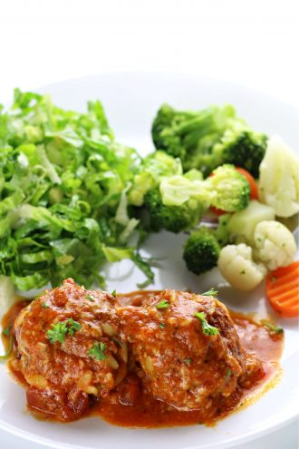 Instant Pot Million Dollar Meatballs