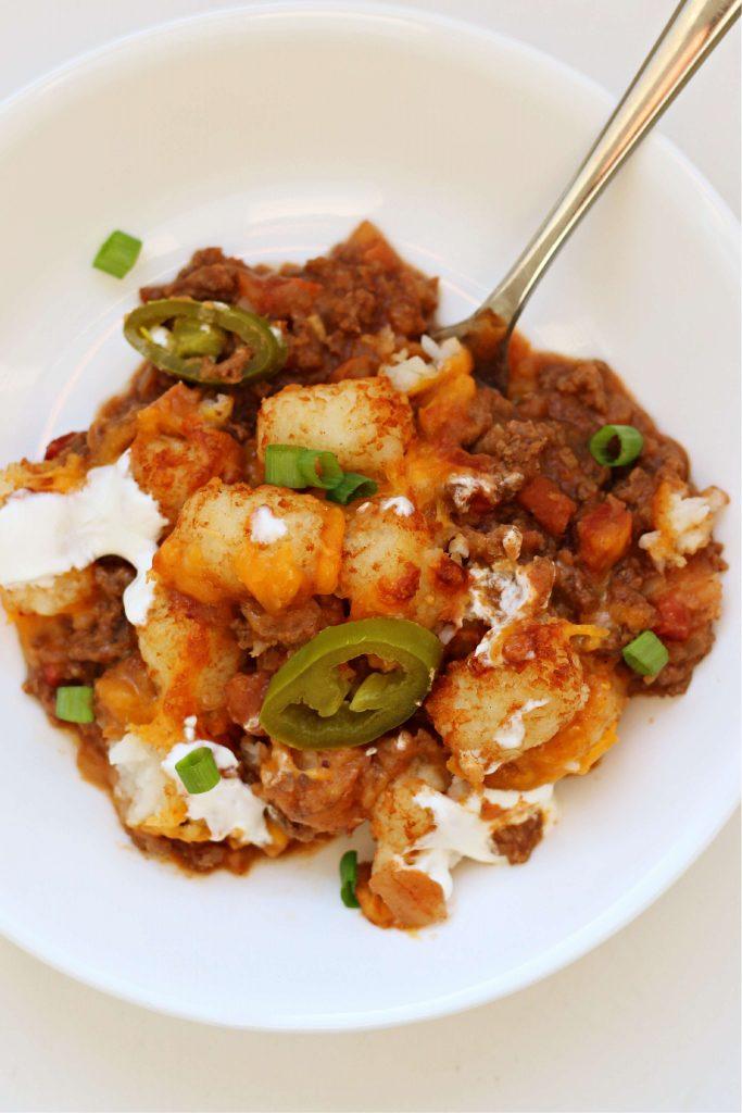 Instant Pot Totcho Casserole