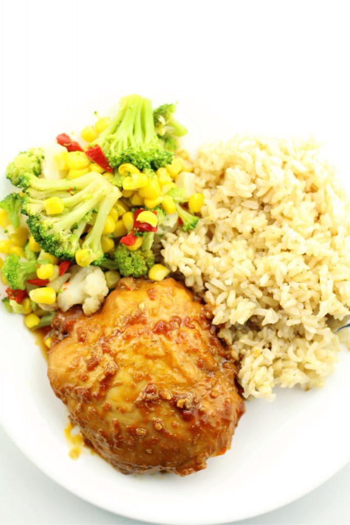 Instant Pot Huli Huli Chicken