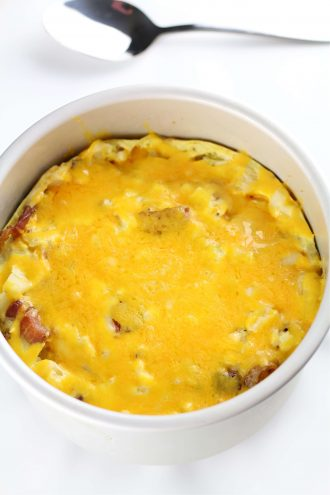 Instant Pot Amish Breakfast Casserole