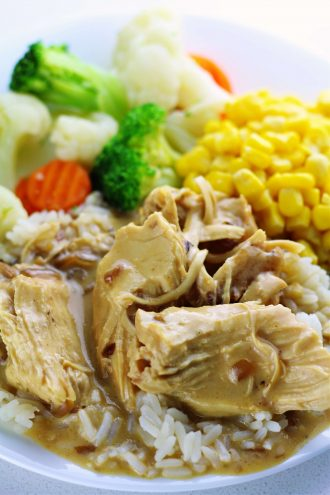 Instant Pot No Time To Cook Chicken
