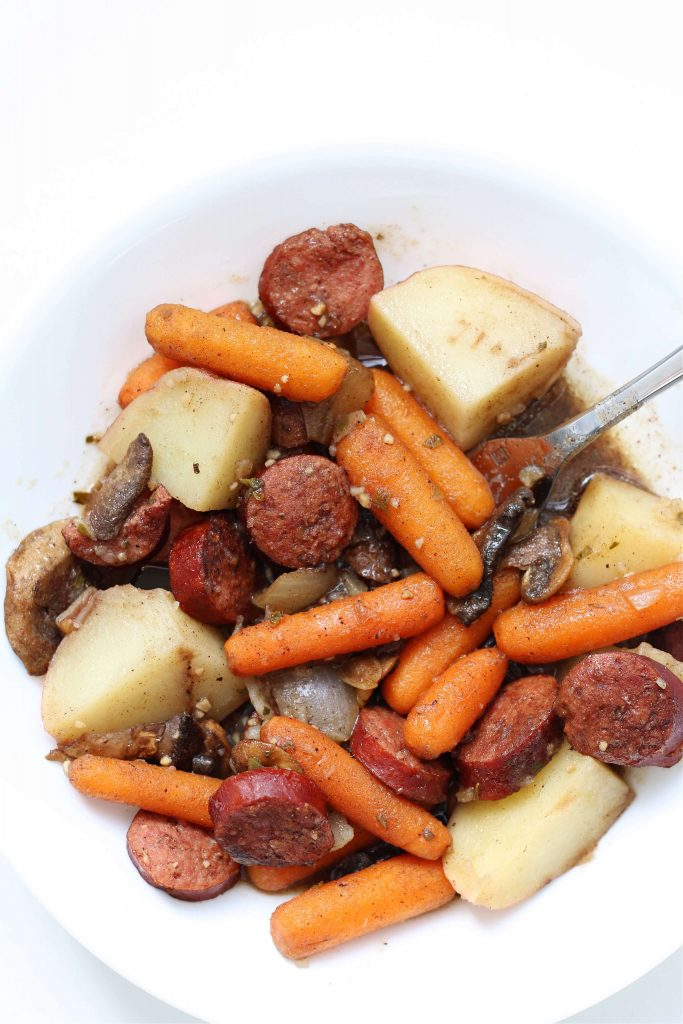 Instant Pot Lazy Sunday Dinner
