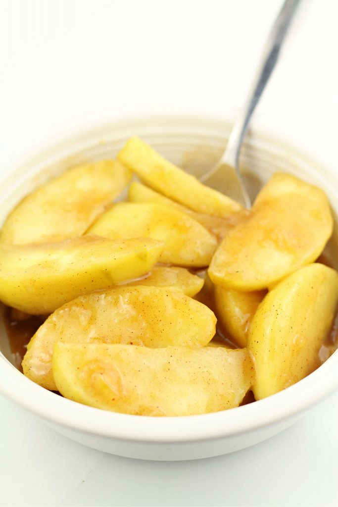 Instant Pot Cracker Barrel Cinnamon Apples