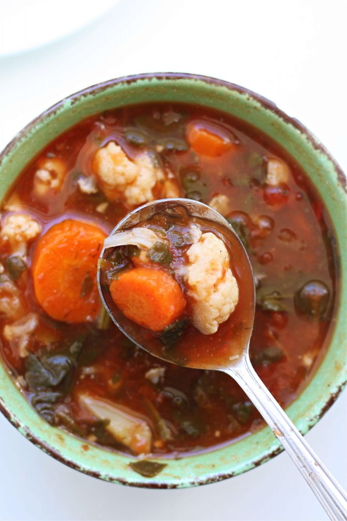 weight watchers friendly soup