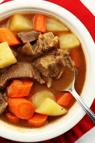 Instant Pot Nana's Beef Stew