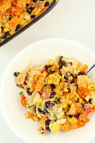 Instant Pot Doritos Chicken Casserole