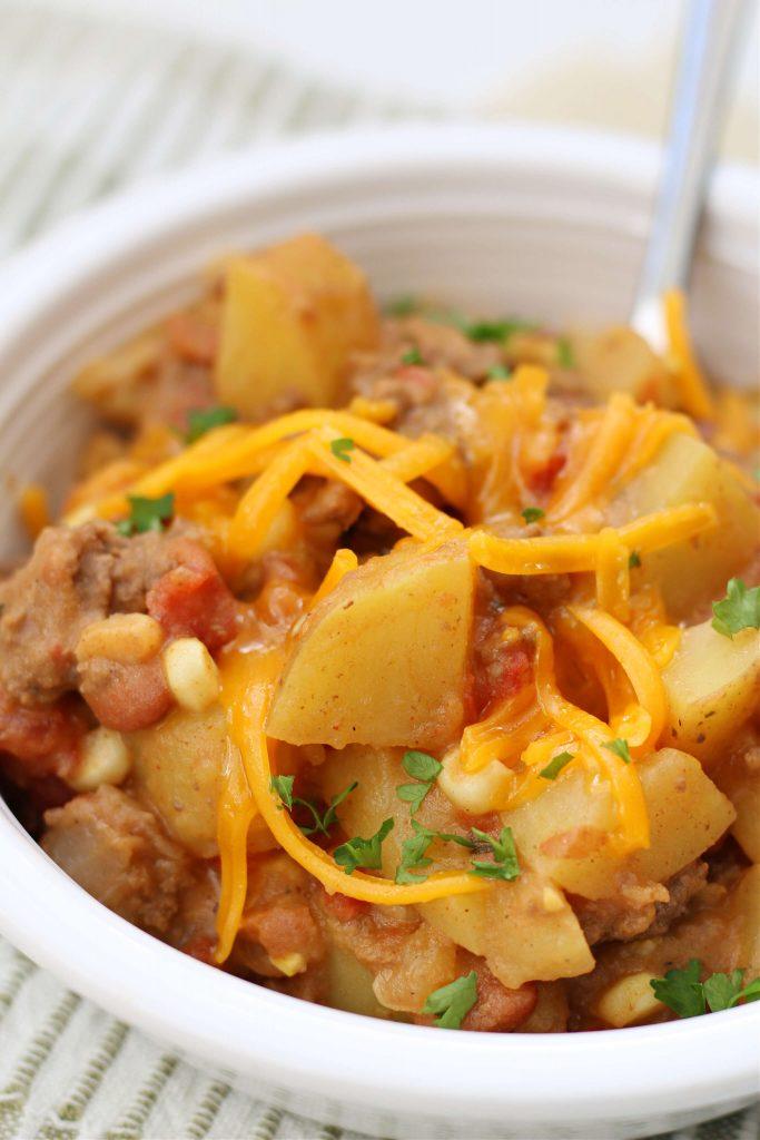 A Cowboy's Supper (Instant Pot Recipe)