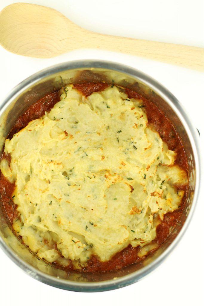 Instant Pot Southern Meatloaf Casserole