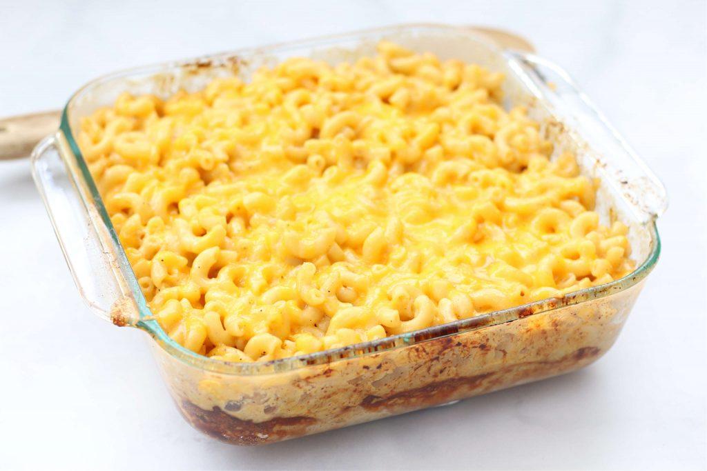 macaroni meatloaf casserole