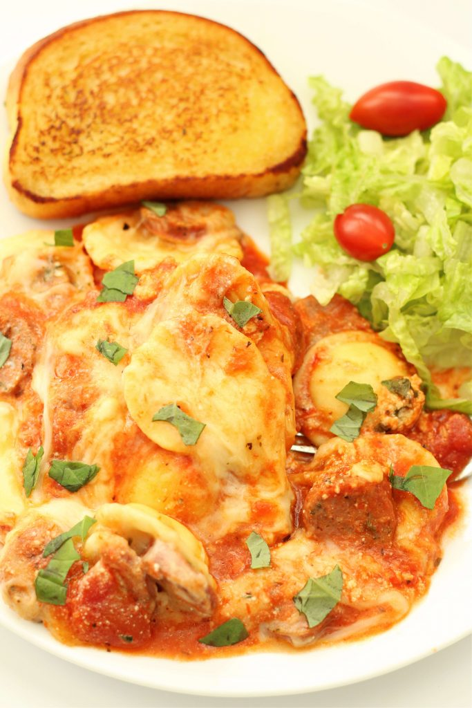 Instant Pot Lazy Mom's Lasagna