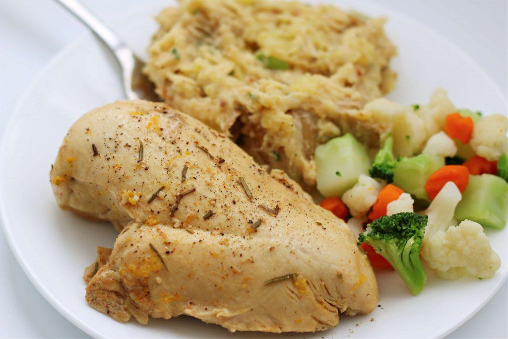 Instant Pot 7-Up Chicken