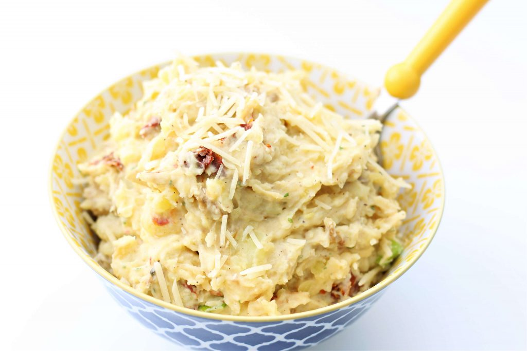 Instant Pot Loaded Smashed Taters