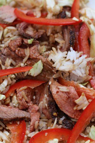 Instant Pot Korean BBQ Beef Bowls