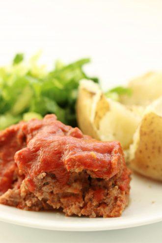 Instant Pot Tennessee Meatloaf